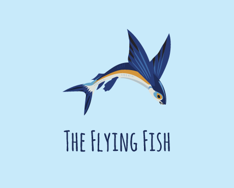 Award designs adelaide based web agency for Flying fish images